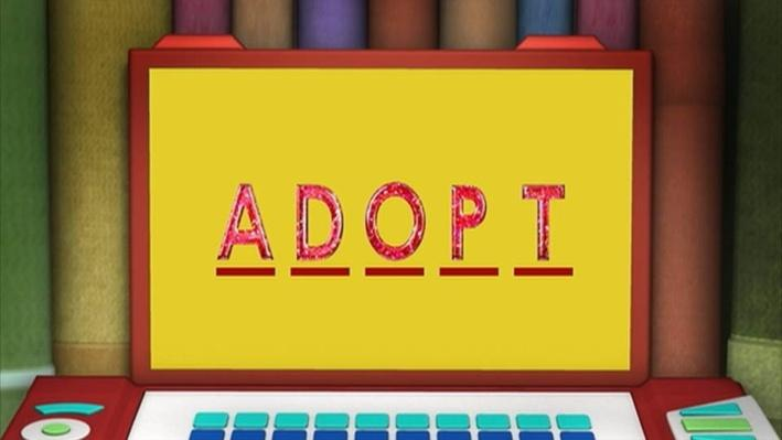 Super Why: Woofster Finds a Home | Adopt