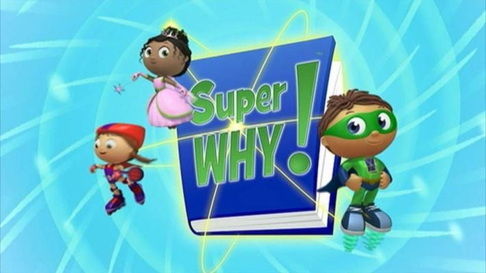 Super Why: Woofster Finds a Home