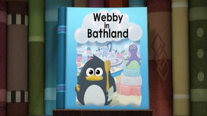 Super Why: Webby in Bathland | Squirmy Germs