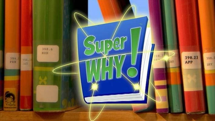 Super Why: Molly's Dance Show