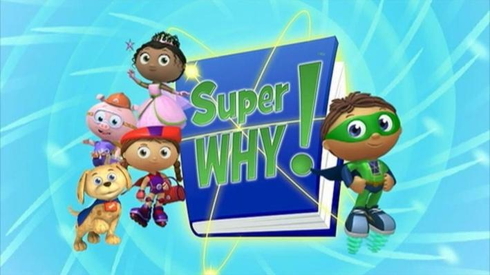 Super Why: King Eddie Who Loved Spaghetti