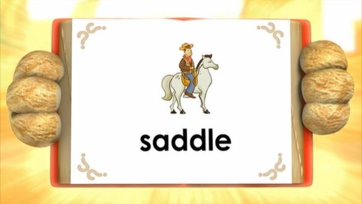 Super Why: Jasper's Cowboy Wish | Giddy-up