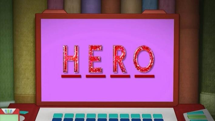 Super Why: Jasper's Cowboy Wish | Hero