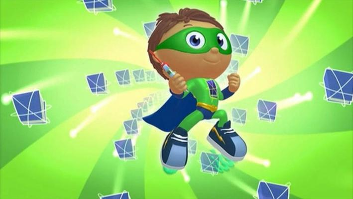 Super Why: The Adventures of Math-A-Million | Introduction