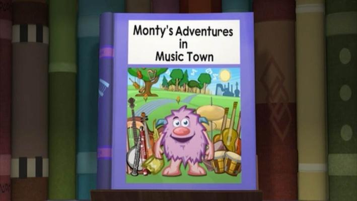 Super Why: Monty's Adventures in Music Town | Instruments