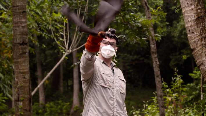 Virus Hunter: Dr. Jon Epstein | HHMI BioInteractive
