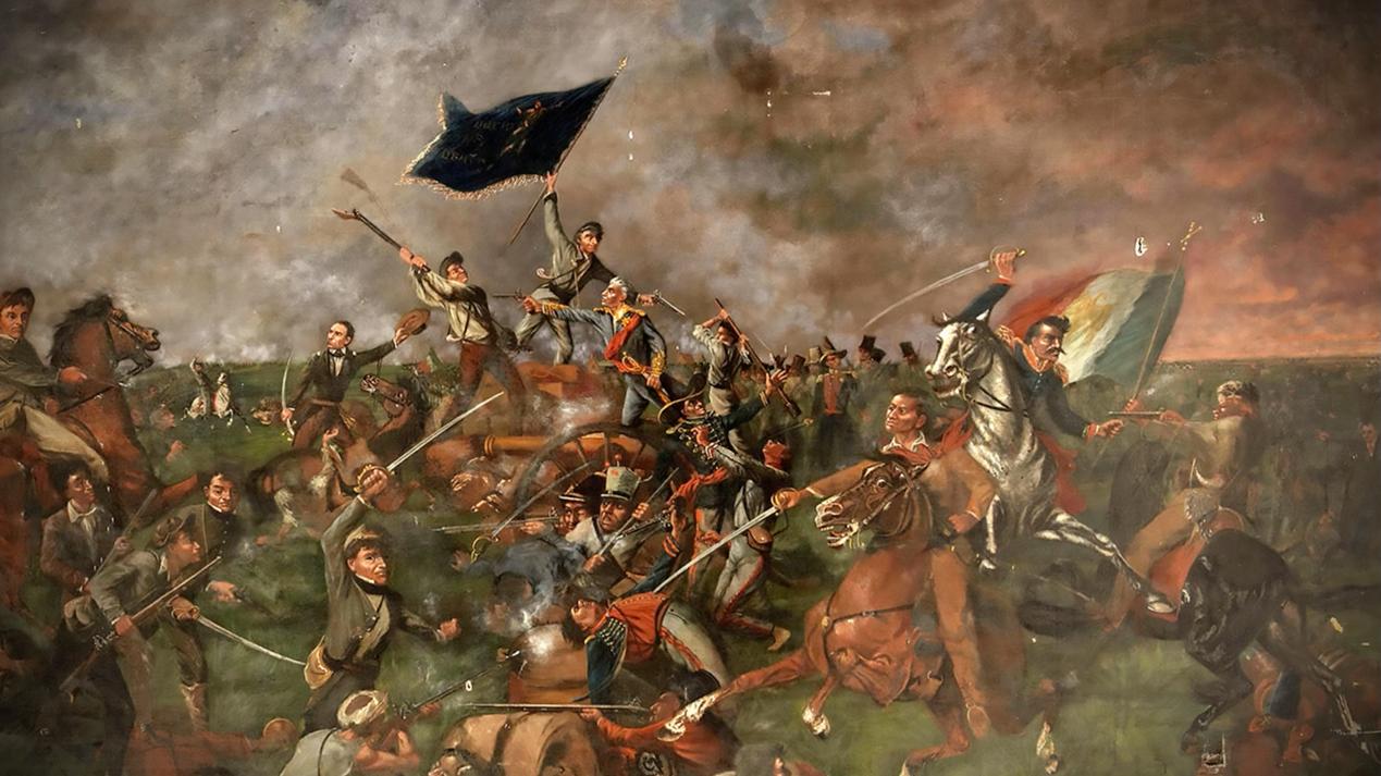 The Battle of San Jacinto | Genealogy Roadshow | PBS LearningMedia
