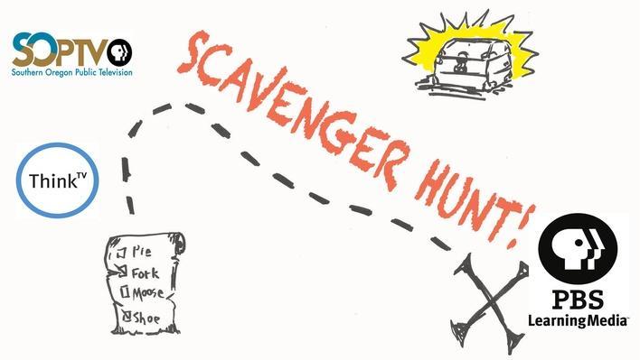 PBS LearningMedia Scavenger Hunt