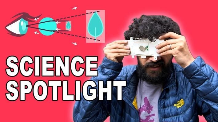 Science Spotlight: Bending Light with a New Kind of Microscope | KQED Science 2015