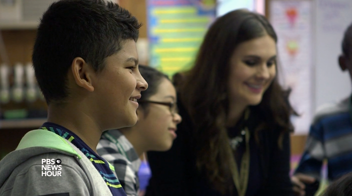 Providing Support and Education for Refugee Children in the U.S. | PBS NewsHour