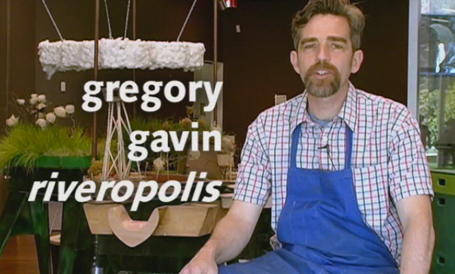 Gregory Gavin: Visual Arts