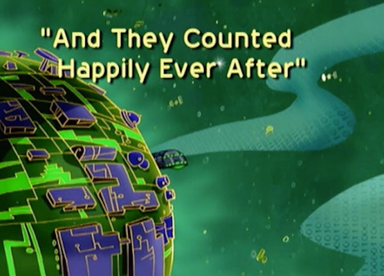 Cyberchase: And They Counted Happily Ever After
