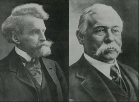 Montana Mosaics:  Capital Fight of 1884
