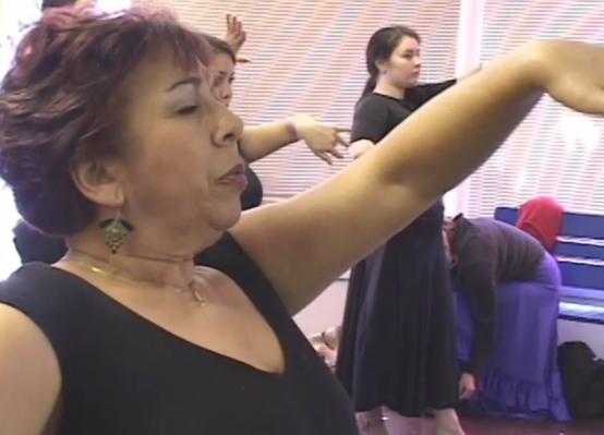 Rosa Montoya: Dance