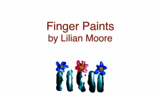Between the Lions - Poem: Finger-paints