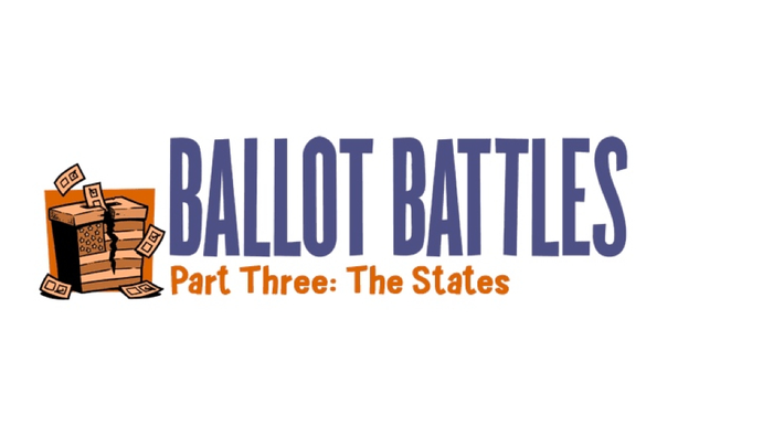 Percents: Ballot Battles, Part 3: A New Generation of Voting Barriers