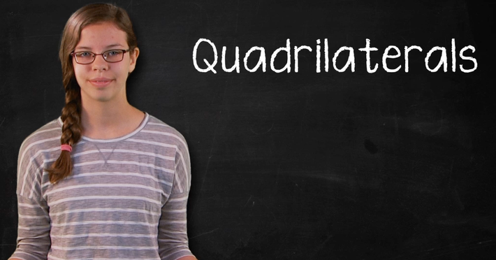 Determining Quadrilaterals
