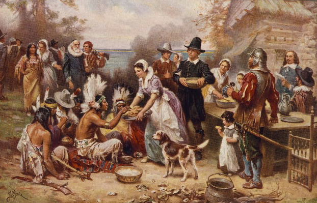 A History of Thanksgiving