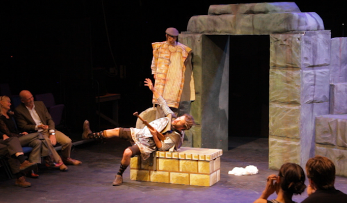 A Midsummer Night's Dream: A Play Within a Play | Shakespeare in the Schools