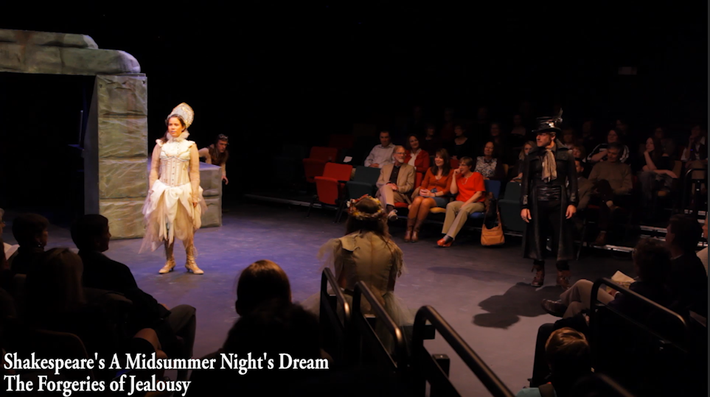 A Midsummer Night's Dream: The Forgeries of Jealousy | Shakespeare in the Schools