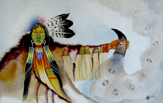 """""""You Got to Prove that Power"""": Evidence Based Practice in Gros Ventre Healing Traditions"""