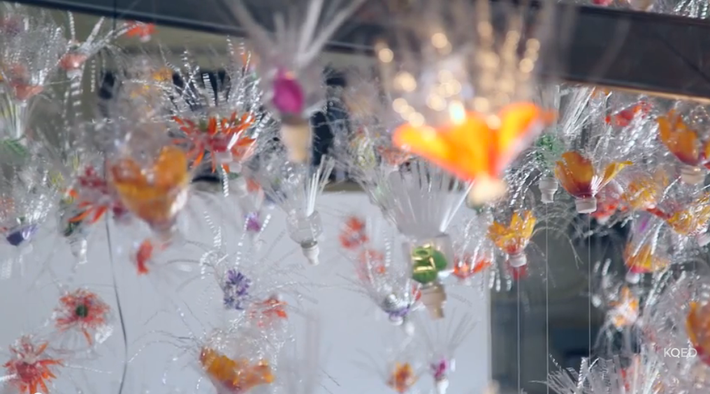 Chinese-Born Artist Ma Li Makes Treasure from Trash