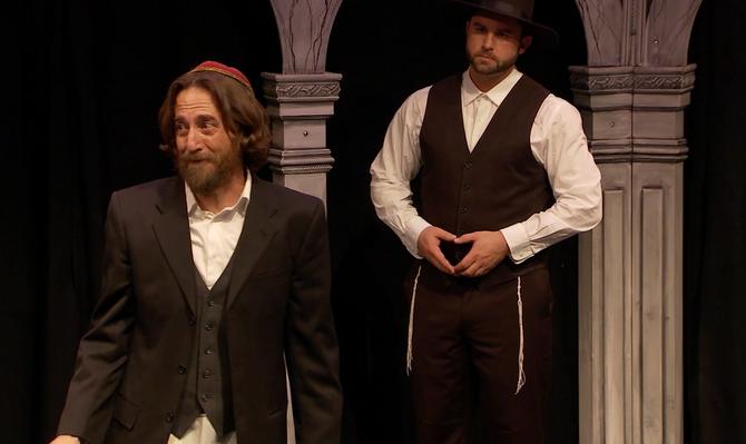 Merchant of Venice: Stage Combat | Shakespeare in the Schools