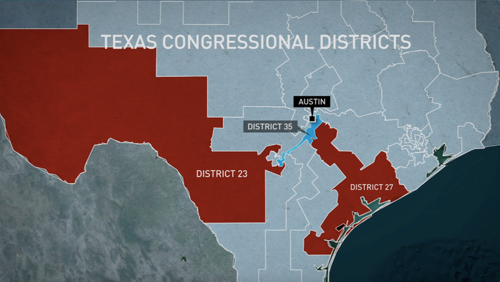 Federal Court Rules Texas Gerrymandering Unconstitutional | PBS NewsHour