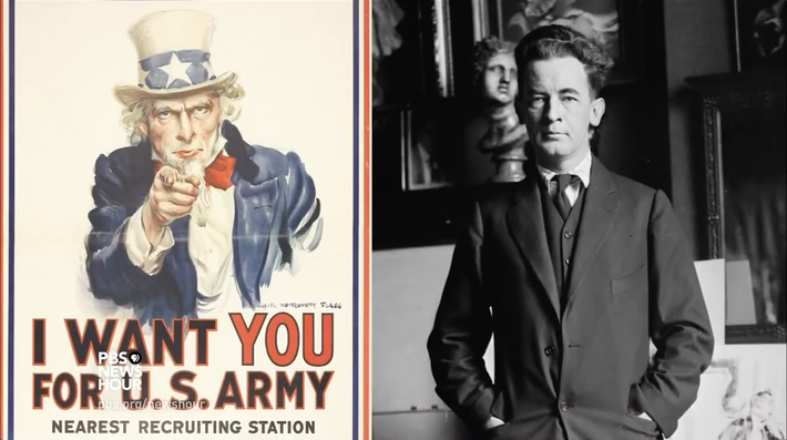 How American Artists Captured the Great War Up Close | PBS NewsHour