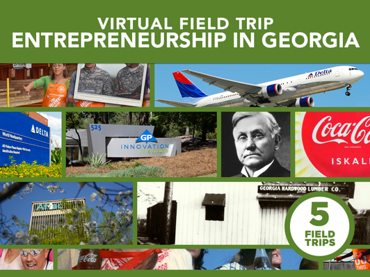 Entrepreneurship in Georgia | Virtual Field Trip