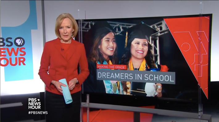 DACA Provides All Students with a Lesson in Social Justice | PBS NewsHour