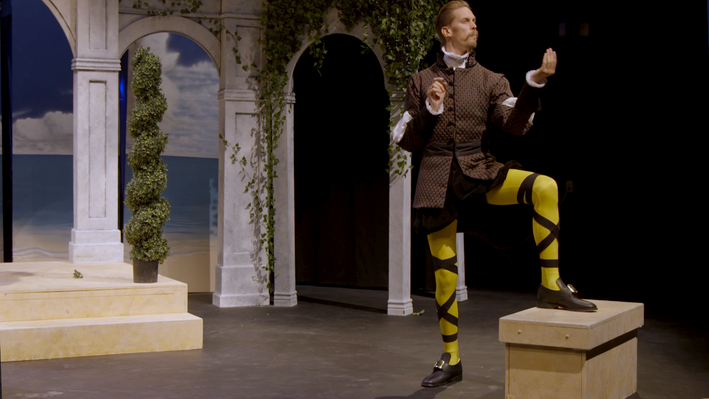 Twelfth Night: Dramatic Dialogue - Short Video | Shakespeare in the Schools