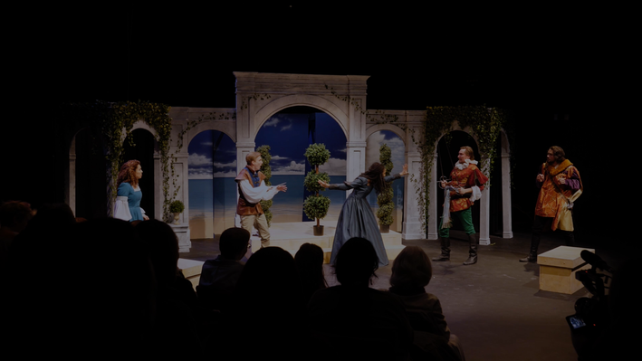Twelfth Night: Physical Theater - Short Video | Shakespeare in the Schools
