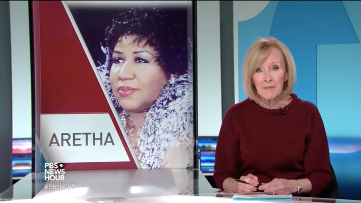 Talk with Your Students about Aretha Franklin: They All Know the Queen of Soul | PBS NewsHour