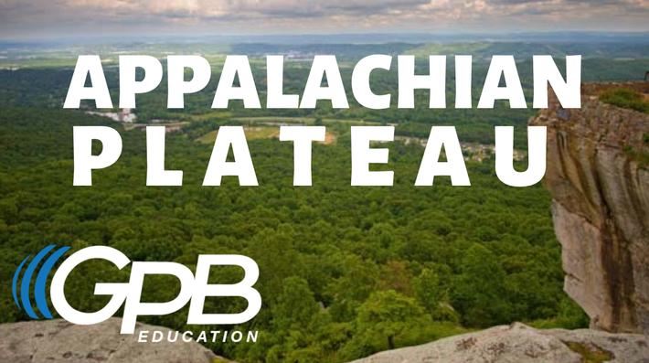 Appalachian Plateau   Regions of Georgia