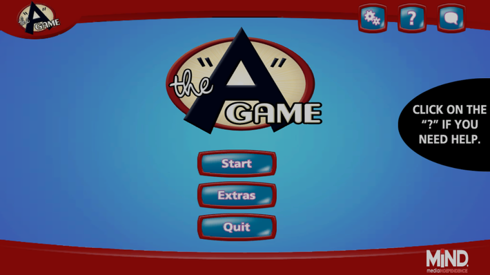 "The ""A"" Game"
