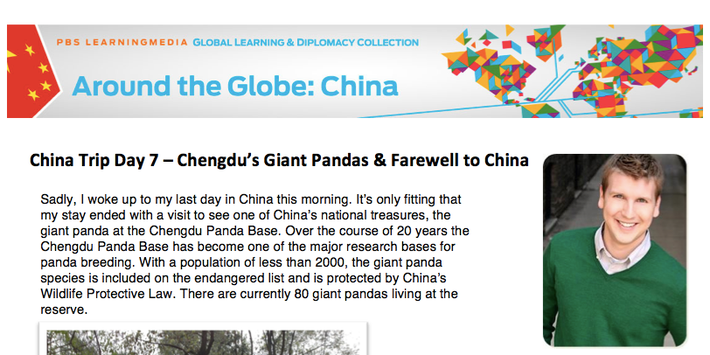 China Trip Day 7 - Chengdu's Giant Pandas and Farewell to China