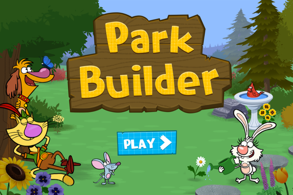 Nature Cat | Park Builder