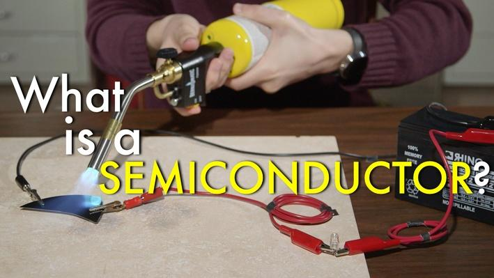 What is a Semiconductor?   MIT's Science Out Loud