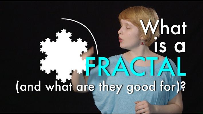 What is a fractal (and why do they matter)?   MIT's Science Out Loud