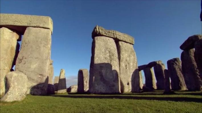 NOVA: Secrets of Stonehenge   Moving the Heavier Stones at Stonehenge.