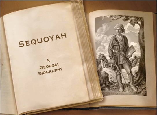 Sequoyah, A Georgia Biography | Georgia Stories