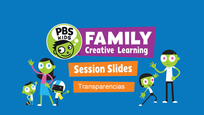 Bilingual Session Slides - Family Creative Learning | RTL 2015-2020