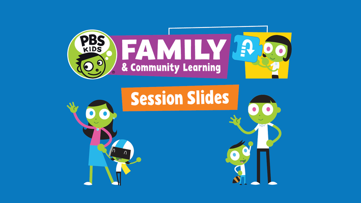 Session Slides - Family & Community Learning with ScratchJr | RTL 2015-2020