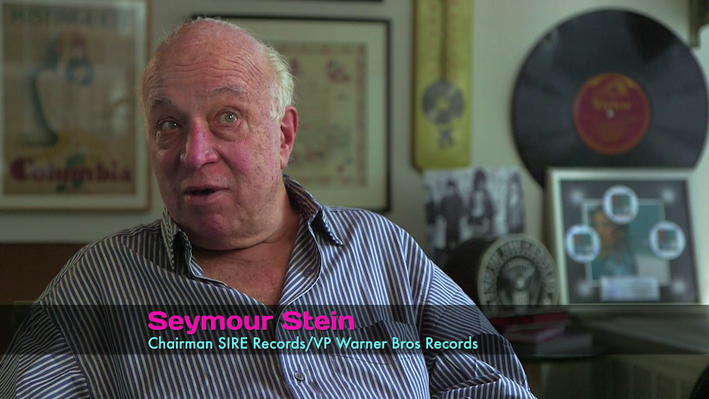 Discovering Madonna: Seymour Stein The Recordman | Hitmakers