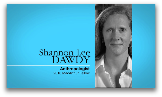 Shannon Lee Dawdy, Archaeologist and Anthropologist | MacArthur Fellows Program