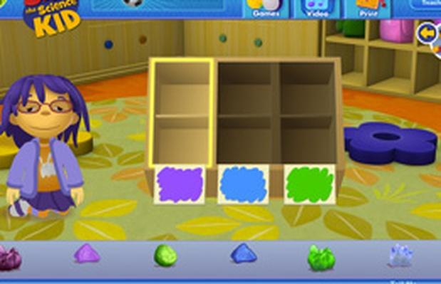 ¡Caja para clasificar! - Sid the Science Kid | PBS KIDS Lab