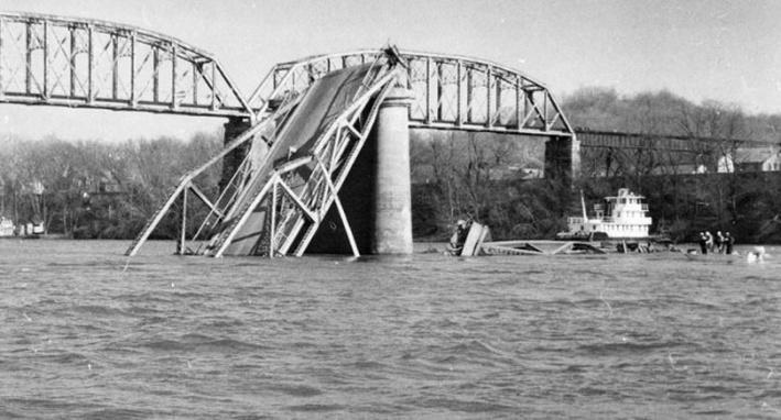 The Silver Bridge Tragedy