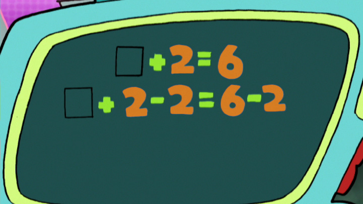 Solving an Equation for a Missing Value