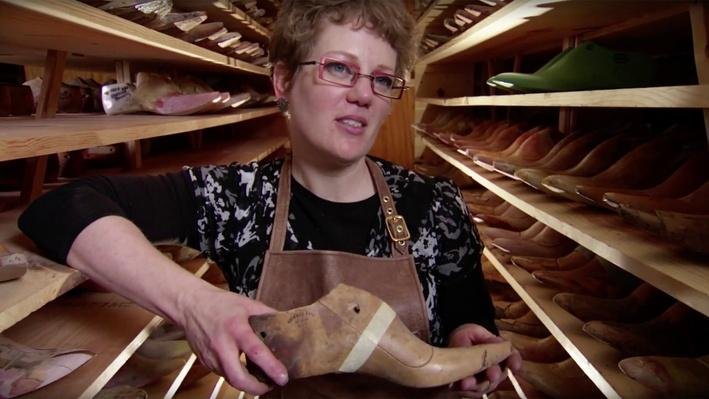 Bootmaking: Using Lasts | Craft in America